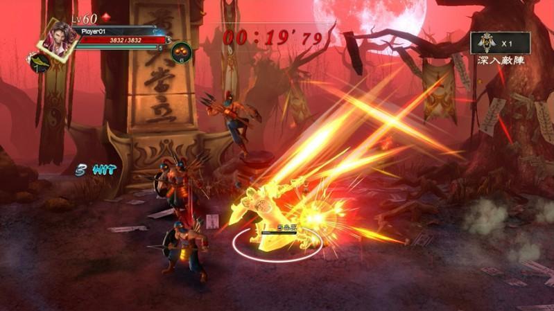 《三國戰紀》PS4™強勢改版,再現金刀「孫堅」、名媛「小喬」風雲史