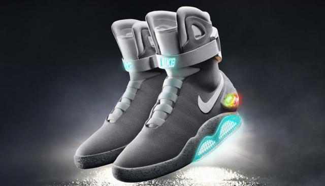 耐吉自動系帶鞋明年問世:未來或普及
