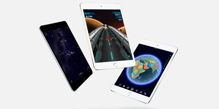 Apple iPad mini 4現身台灣蘋果官網,Wi-Fi和LTE版本價格出爐