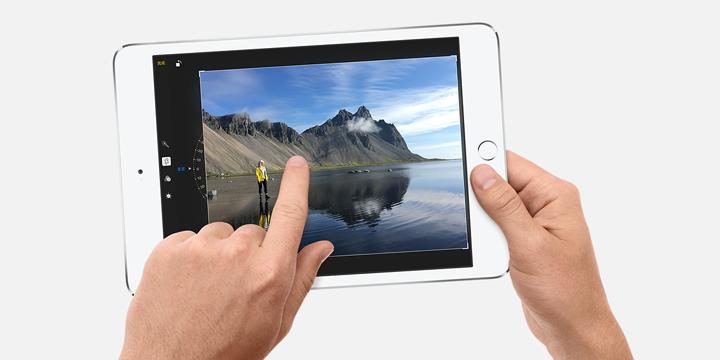 出貨時間一天!!現在可在台灣蘋果官網下訂iPad mini 4平板電腦囉!!