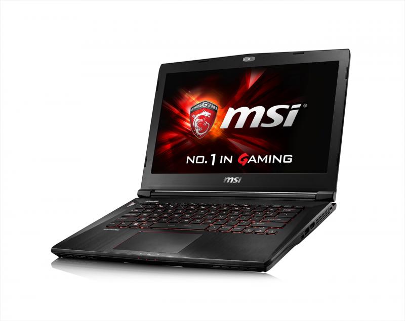 MSI發表GS40雷霆幻影電競筆電