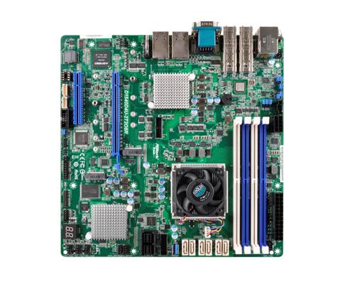 永擎電子搭載最強SoC伺服器主機板隆重登場