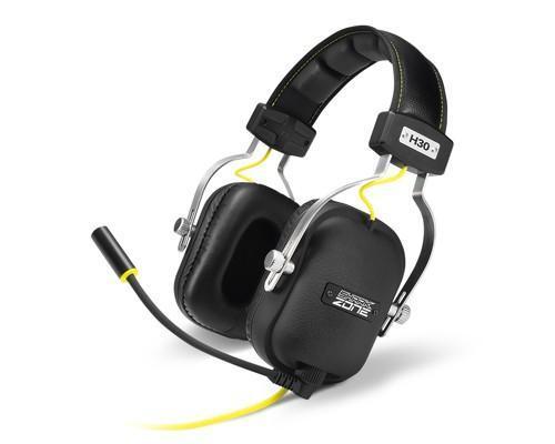 旋剛發表 SHARK ZONE H30 勁風者 電競耳麥