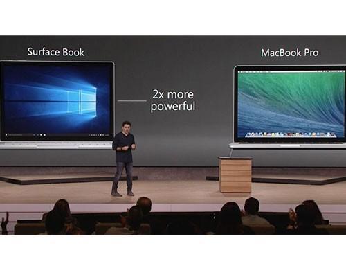 威脅到 Macbook Pro?其實 Surface Book 一直在扯 PC 大廠的後腿