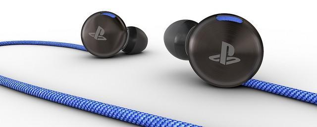 SONY為PS4推出抗噪耳機
