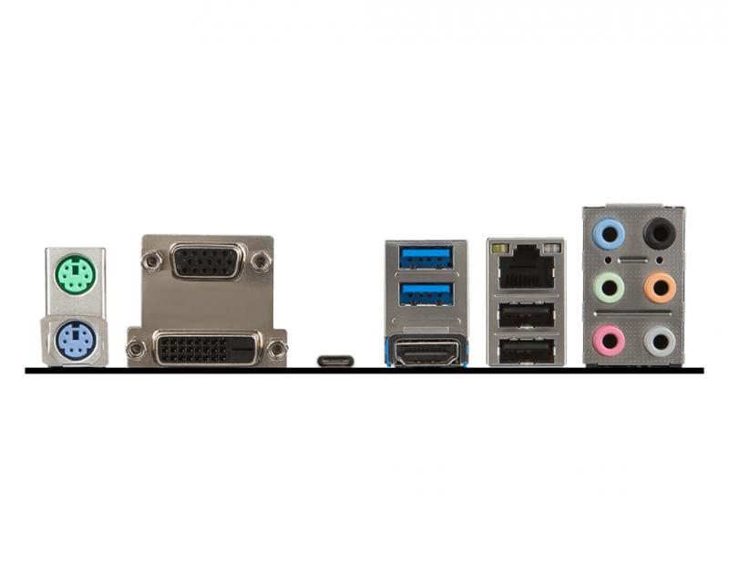 MSI微星 Z170A SLI Plus主機板發佈,低調全黑設計風