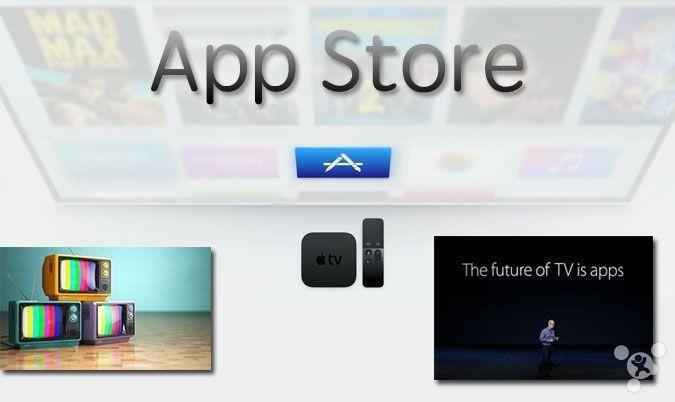 Apple TV 賣的不是機上盒,而是平台
