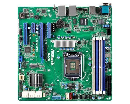 永擎電子新一代搭載Intel Greenlow平台伺服器主機版全新登場!