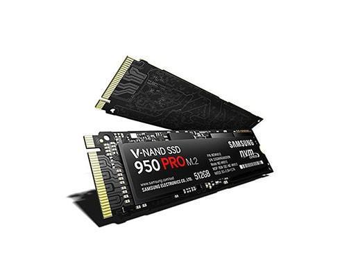 三星 950 Pro SSD 將在11月下旬於日本販售,256GB定價 3,400日圓