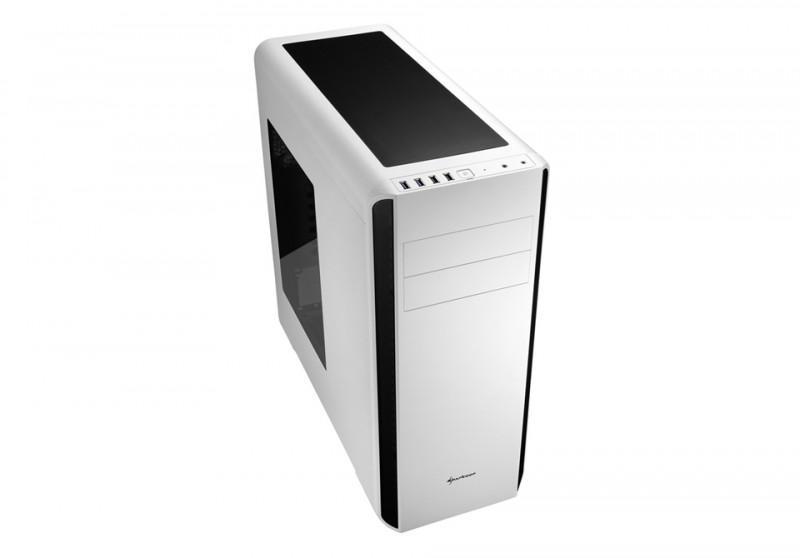 旋剛Sharkoon推出Intros 擎天者 BW9000機殼