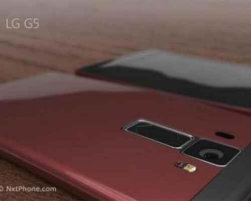 LG G5全金屬機身曝光不可換電池