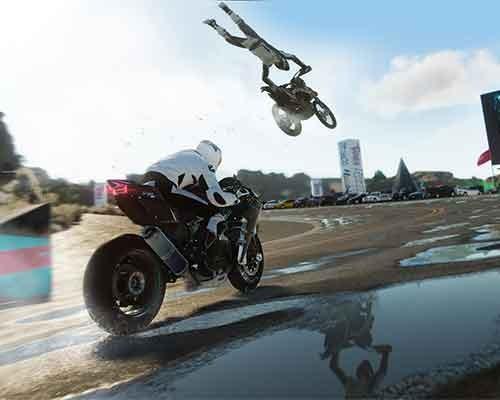 多樣化載具全面上路! 《飆酷車神:狂野之路》資料片現已發售