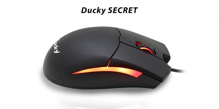 Ducky Secret Optical電競滑鼠韌體更新,玩家們趕快更新一下吧