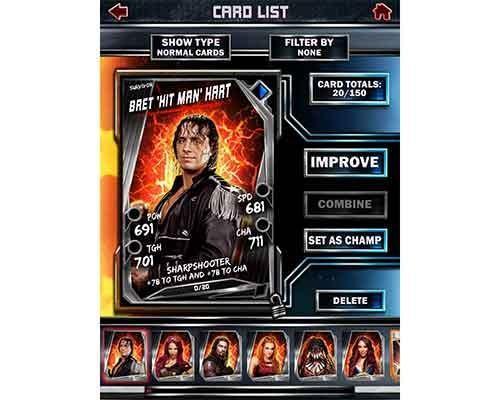 2K宣布《WWE SuperCard - 賽季2》產品更新與限時特賣