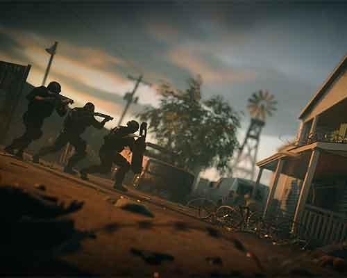 《虹彩六號:圍攻行動》將於 11 月 25 日 展開全平台公開測試