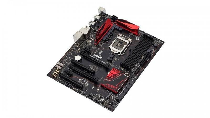 ASUS消費市場推E3 Pro Gaming V5主機板 對應Xeon E3-1200 v5系列處理器