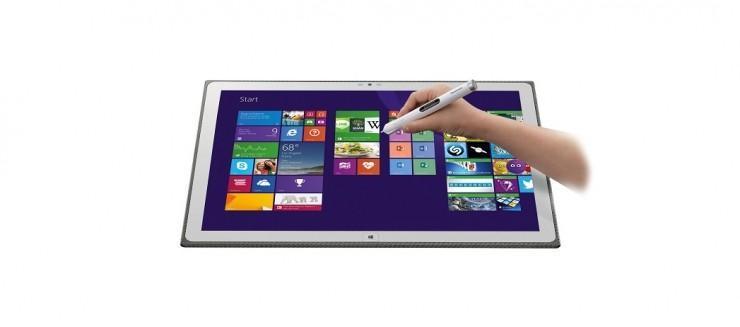 iPad Pro算啥松下Toughpad平板屏幕20寸配i7處理器