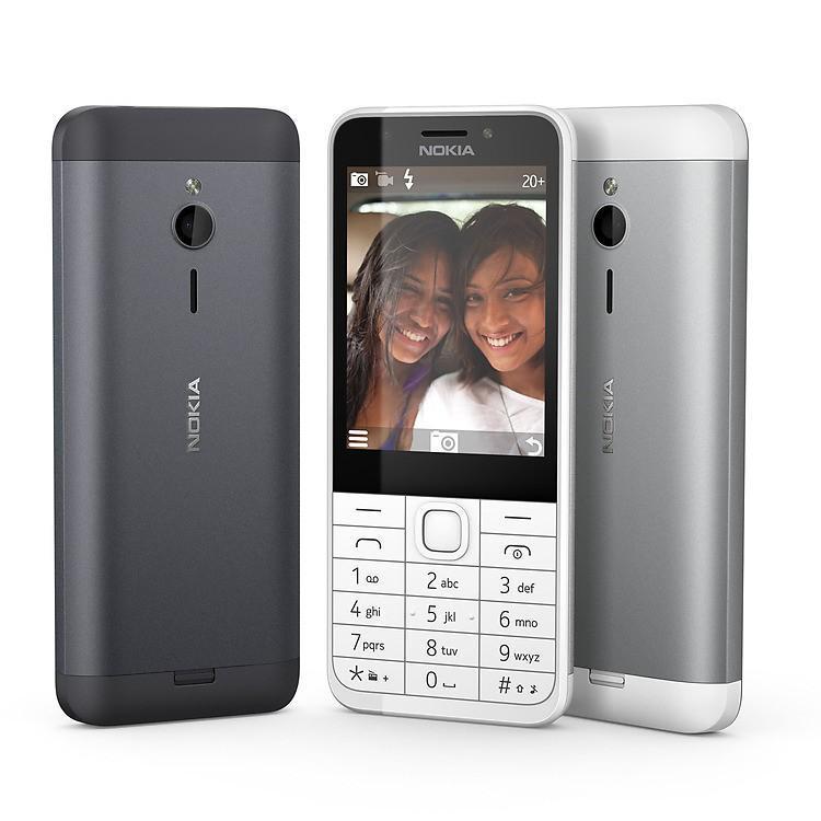 平價手機也玩金屬風,微軟推出Nokia 230和Nokia 230 Dual SIM