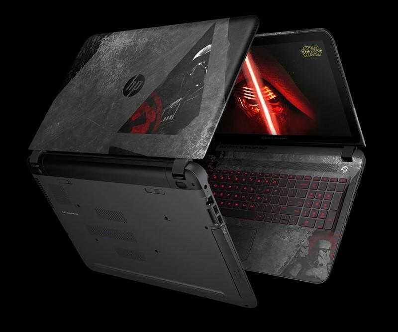 HP Star Wars限定版筆電全台限量300台 資訊月首賣