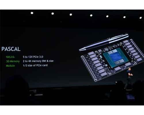 NVIDIA下代Pascal GPU確定:GP100領銜,竟然有這麼多核心