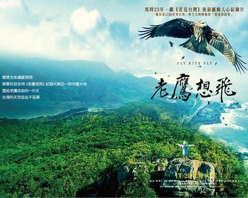故事的角色,幕後的推手 微娓道來《老鷹想飛》紀錄片的催生