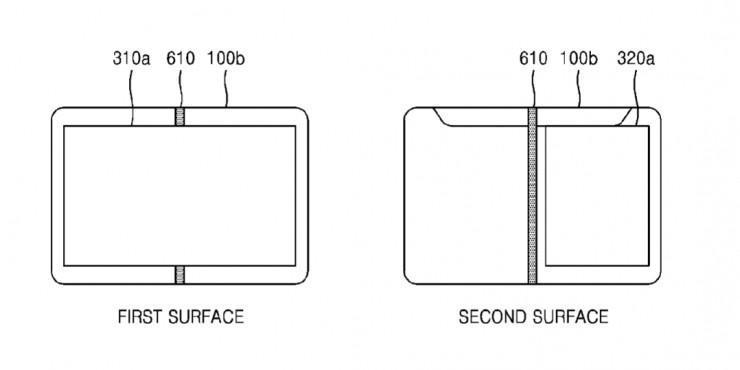 手機秒變平板!三星無縫折疊屏專利曝光