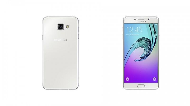 Samsung GALAXY A(2016)系列登場 硬體規格明顯提升