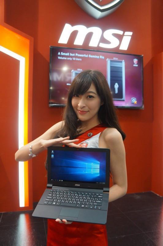 資訊月微星MSI推Intel i7處理器電競GP62 2QE筆電下殺萬元、S120輕薄小筆電只要,990元