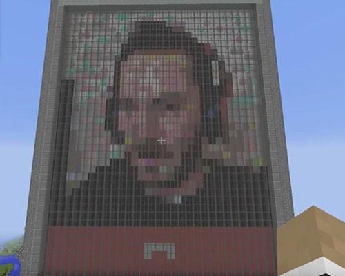 這堆磚塊組成的手機能上網能打電話,高手用《Minecraft》做手機