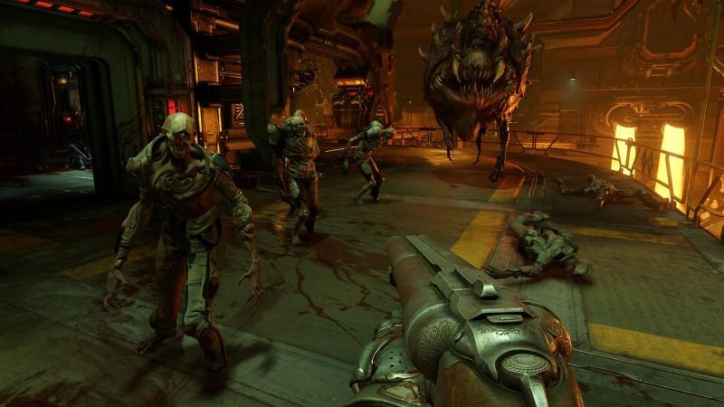 新版DOOM 將進行α封測,Xbox One玩家還有機會加入!