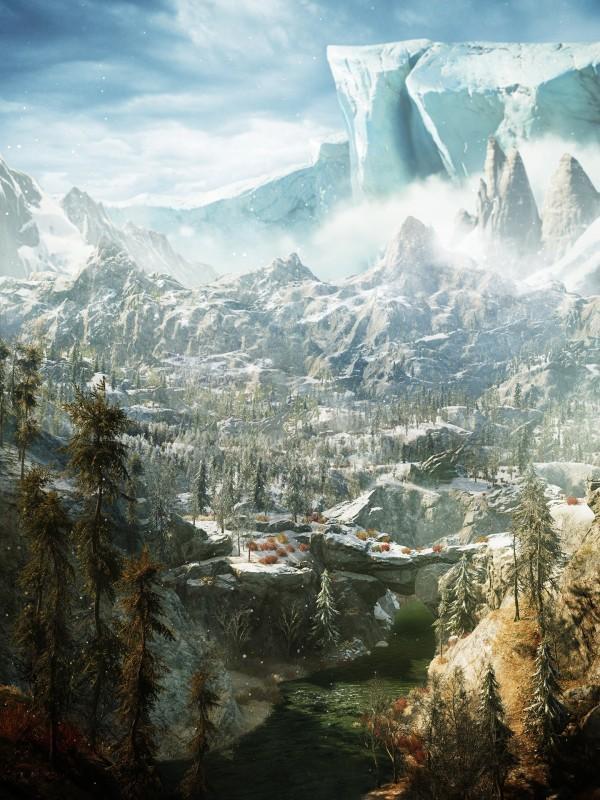 馴服史前野獸 《極地戰嚎:野蠻紀源》揭露「萬獸之王」預告片