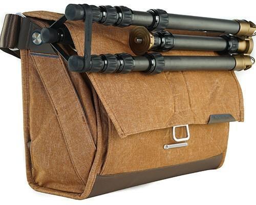 品質素材 最貼心的相機袋 Peak Design The Everyday Messenger 郵差包 HisTrend.HK 香港搶先預購