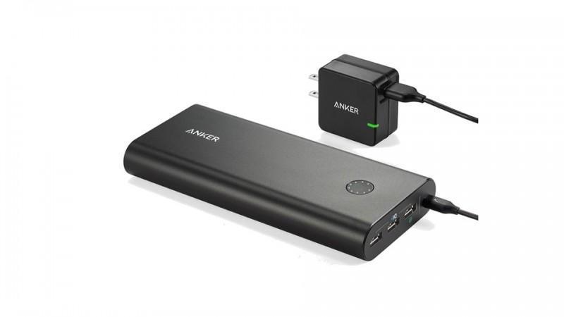 Anker行動電源擁有USB Type-C 可充MacBook