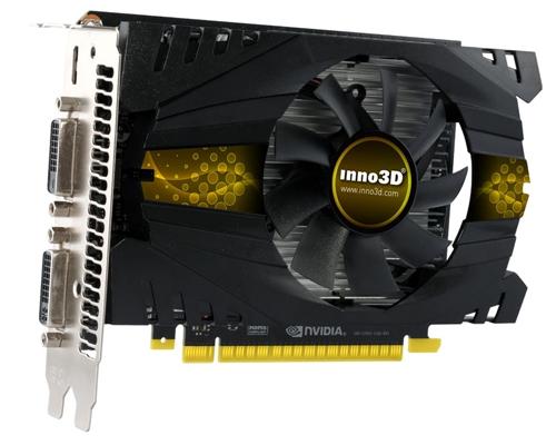 Inno3D顯示卡限時限量網購超值優惠,購買Inno3D GTX750Ti 2GB DDR5現省900
