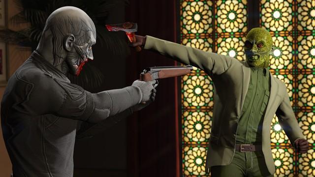 GTA 線上模式推出全新競爭模式「槍槍精準」