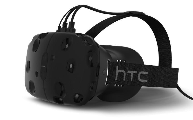 HTC Vive確定2016年4月開賣