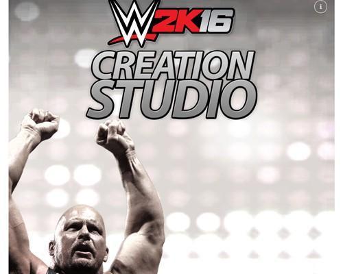 「WWE 2K16 CREATION STUDIO」現已上架!