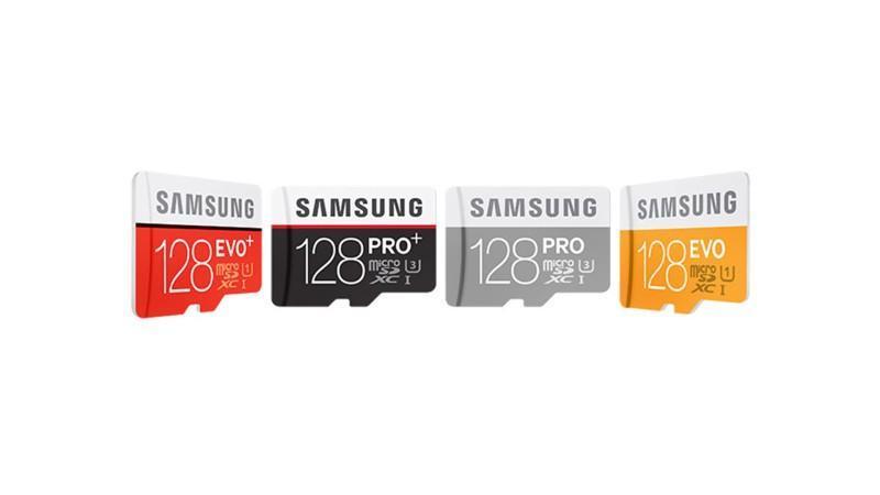 Samsung microSD記憶卡添新成員-PRO Plus 128GB