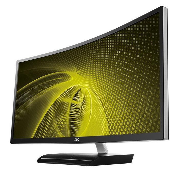 AOC將要推出35吋曲面FreeSync 160Hz反應速率螢幕