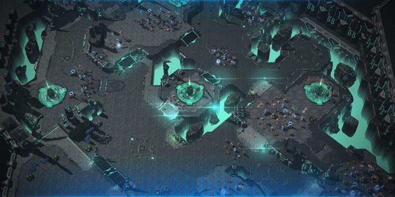 凱拉克加入《星海爭霸®II:虛空之遺™》合作任務