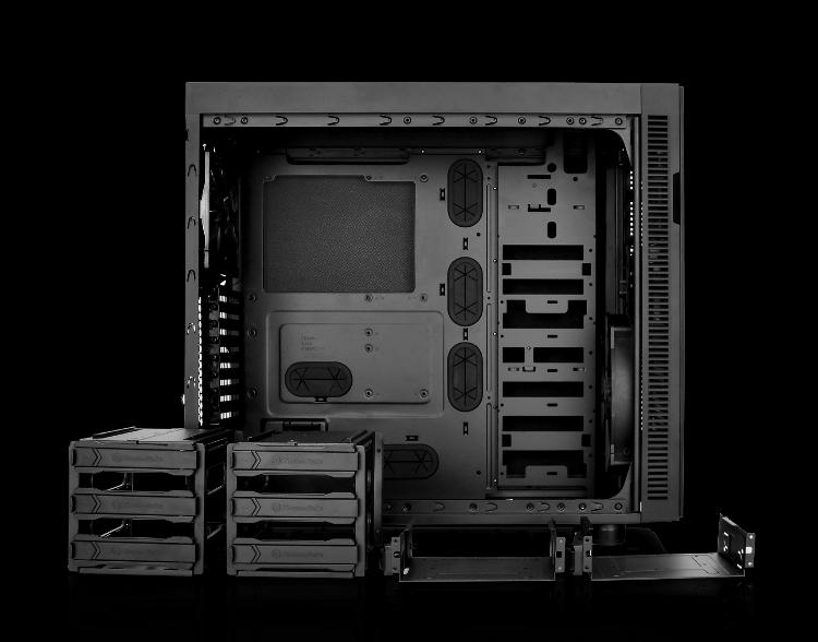 曜越 Suppressor F51 中直立式機殼 榮獲Good Design Award 2015優良設計獎 日本設計界最高殊榮