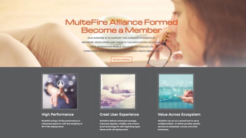 Qualcomm與Nokia成立MulteFire聯盟 強化非授權頻譜未來性
