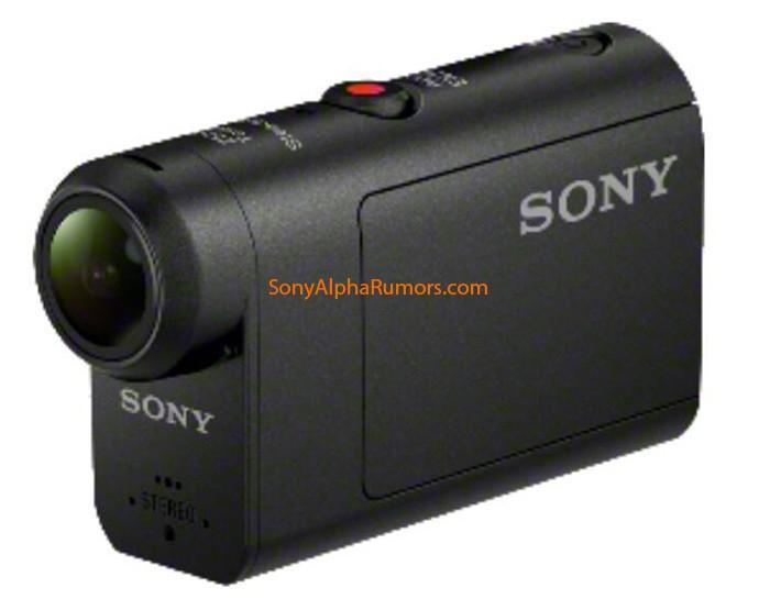 SONY新款運動攝影機AS50規格曝光 傳CES 2016發表