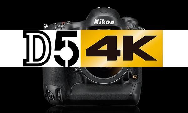 Nikon D5將以更進化的對焦系統與4K錄影之姿,在明年初發表!?