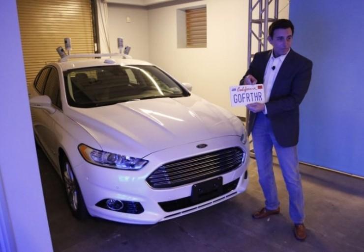 Google將牽手福特,創建生產無人駕駛汽車的公司