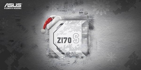 ASUS華碩將要推出白色主機板,Z170劍齒虎主機板將要上市
