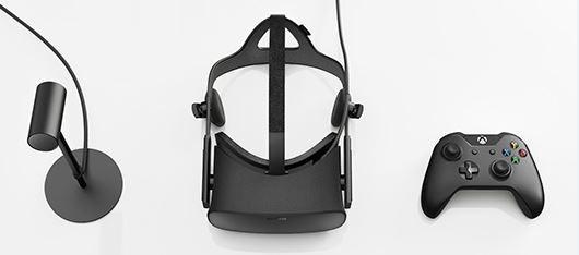 Oculus Rift最終版登場 2016第一季正式出貨