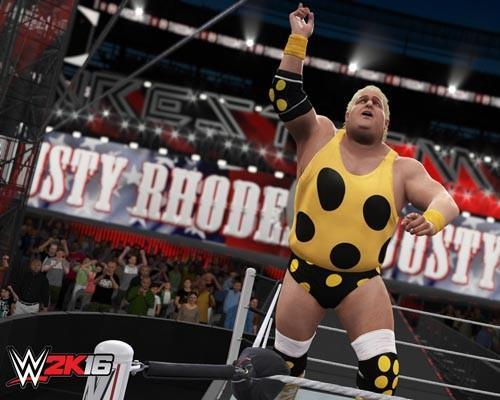 《WWE 2K16》傳奇包與魔鬼終結者可下載內容現已推出