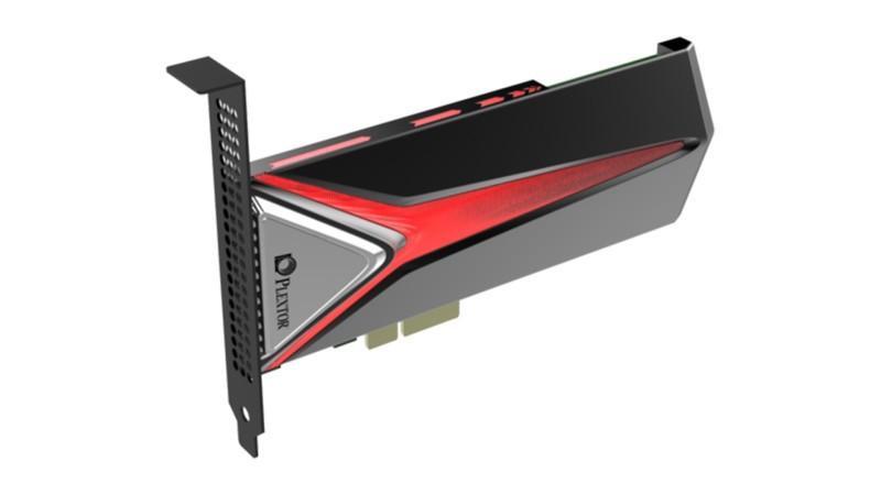 Plextor M8Pe將在CES 2016亮相