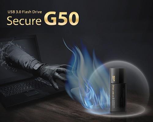 安全 絕不讓步!推出AES 256-bit全磁碟加密隨身碟─Secure G50